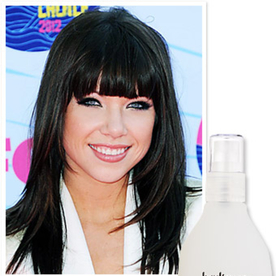 Found It: Carly Rae Jepsen's Facial Mist
