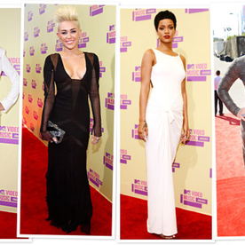 The MTV VMAs 2012: What Everyone Wore!