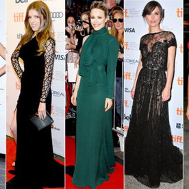 Elie Saab Is Basically Dressing the Biggest Names at the Toronto Film Festival
