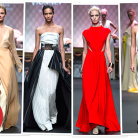 Vionnet Debuts First Couture Collection for 100th Anniversary