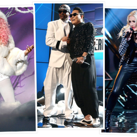 American Music Awards 2012 Performances: See the Photos!