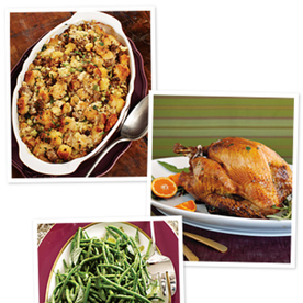 Need a Recipe for Thanksgiving? We've Got a Few...