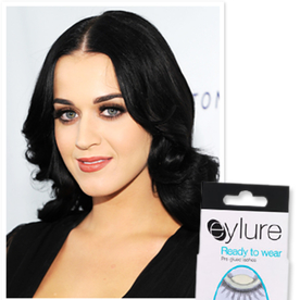 Get Katy Perry's Lashes in Five Seconds Flat!
