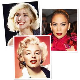 The Red Lip: An American Classic