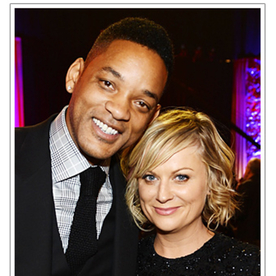 Amy Poehler and Will Smith Raise Money for Brain Health, and More of the Weekend's Biggest Parties!