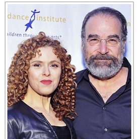 Icon Bernadette Peters Honors Homeland Star Mandy Patinkin, Plus More Parties!