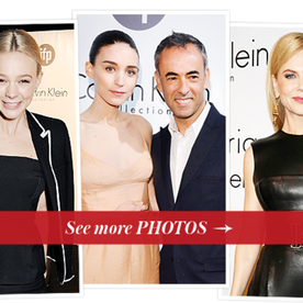 Carey Mulligan, Rooney Mara, and Nicole Kidman Party with Calvin Klein in Cannes