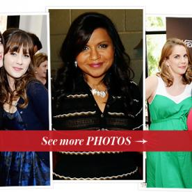 Inside the Variety Emmy Studio: Zooey Deschanel, Mindy Kaling, and More