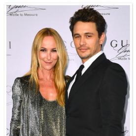 Parties: Jame Franco Launches Gucci's New Men's Fragrance in Milan