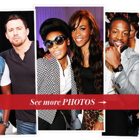 Channing Tatum, Gabrielle Union and More Celebrate the 2013 BET Awards in Los Angeles