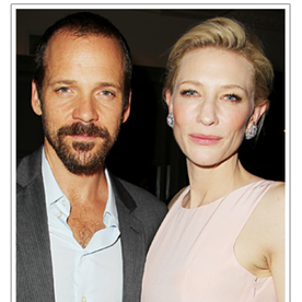 Cate Blanchet and Peter Sarsgaard Premiere Their New Film Blue Jasmine in New York