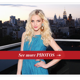 Inside the Party: Ashlee Simpson Launches Her Jessica Simpson Fall 2013 Campaign in NYC
