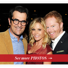 Modern Family Stars Celebrate Emmy Nominations at the Academy of Television Arts & Sciences