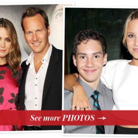 Rose Byrne, Patrick Wilson, Dianna Agron and John D'Leo Celebrate Their Movie Premieres From California to New York City