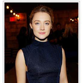 From Punk to Chic, Saoirse Ronan Stuns At the How I Live Now Premiere in Hollywood