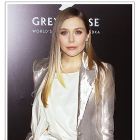 Elizabeth Olsen Shines in Altuzarra at FilmDistrict and The Cinema Society's Screening of Oldboy in New York City