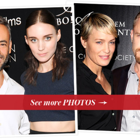 Rooney Mara, Robin Wright and More Celebrate the NYC Premiere of Ain't Them Body Saints