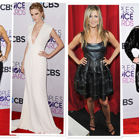People's Choice Awards 2013: See What Everyone Wore!