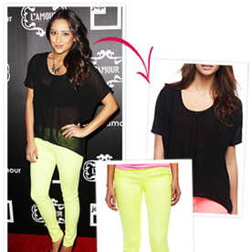 Nanette Lepore Launches Juniors Line for jcp; Shay Mitchell's Already a Fan