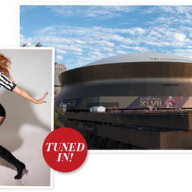 Watch Tonight! Super Bowl 47 with Beyoncé's Halftime Performance