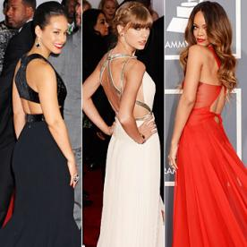 Grammys 2013: The Night's Biggest Fashion Trends
