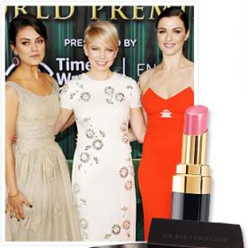 Beauty Breakdown: Mila Kunis, Michelle Williams, and Rachel Weisz from the Oz Premiere