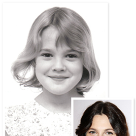 Happy 38th Birthday Drew Barrymore! See Her Transformation