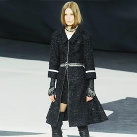Chanel's Chain-Covered Boots Are Something to Love (We Do!)