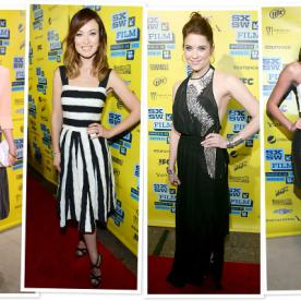 SXSW Fashion Trend: Black and White (And It's a Look You Can Wear, Too)