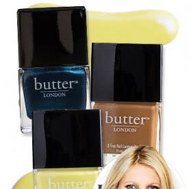 See Butter London's Latest Nail Polishes for Goop Here!