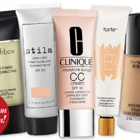 BB Creams, CC Creams, DD Creams, and Foundation: Everything You Need to Know!