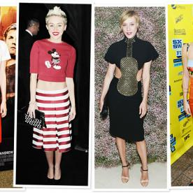 Why Celebrities Love to Show Their Midriffs, According to Chloe Sevigny
