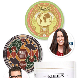Products With a Purpose: Alanis Morissette and Zachary Quinto Design Kiehl's Lids to Promote Recycling