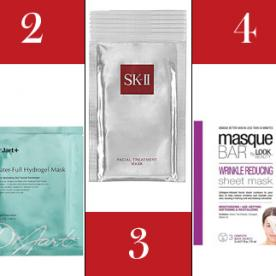 Having a Moment: 5 Sheet Masks We Love