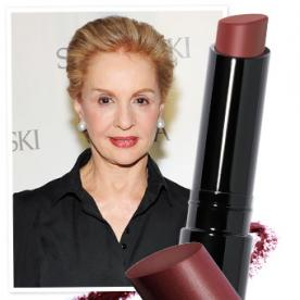 Now This Is Designer Lipstick! Bobbi Brown Re-Releases Carolina Herrera's Favorite Discontinued Lip Color Today