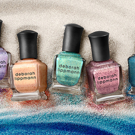 Exclusive First Look: Deborah Lippmann's New Mermaid Nail Polishes