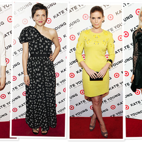 How to Wear the Kate Young for Target: Inspired by Michelle Williams, Maggie Gyllenhaal, and Kate Mara