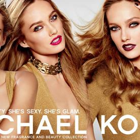 Launch You'll Love: Michael Kors Makeup, Coming This August