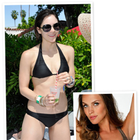 Found It: Coachella Edition! Katharine McPhee's Poolside Look