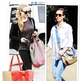 Earth Day Shopping Special: 4 Eco-Friendly Totes Celebrities Love