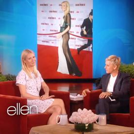 Watch Gwyneth Paltrow Hilariously Explain Her Scandalous Wardrobe Malfunction