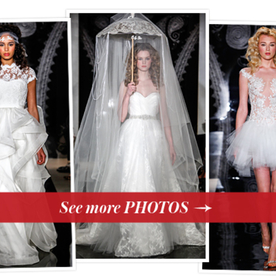 Reem Acras New Wedding Dress Collection Is Incredibly