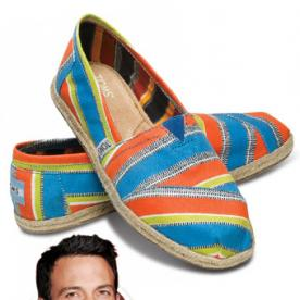 Product With a Purpose: Ben Affleck for TOMS Shoes