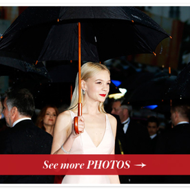 Cannes Film Festival 2013 Fashion Photos: What Everyone Wore!