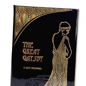 The Great Gatsby: New Cover, Same Book -- Check It Out
