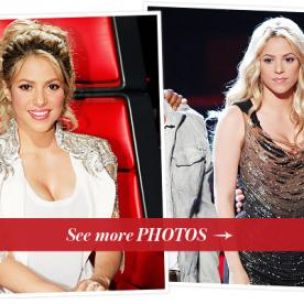 The Voice Airs Tonight! Get the Scoop on Shakira's Looks from Last Week