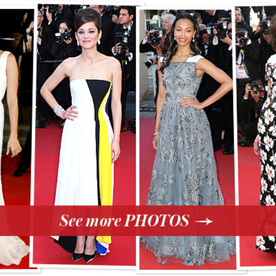 Even More Dazzling Fashion Moments from the Cannes Film Festival!