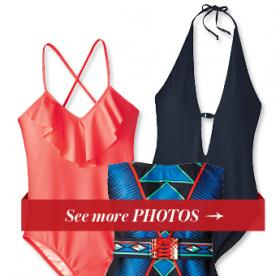 8 Swimsuits Picks If You Have Wide Hips