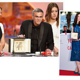 The Cannes Film Festival Closing Ceremony: See All the Winners!