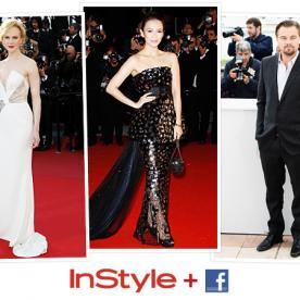 The InStyle and Facebook Cannes Red Carpet Talk Meter: See the Results!